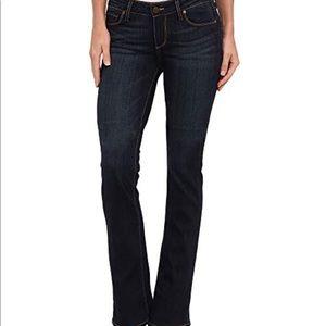 Paige Manhattan Jeans SZ 28 Like New! Dark wash